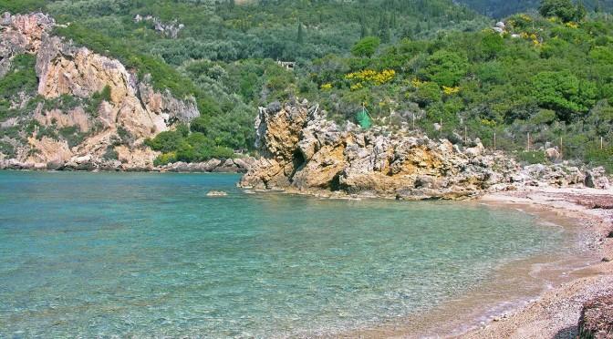 Less touristic Corfu