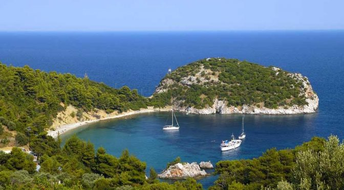 The top Greek secret island for 2017