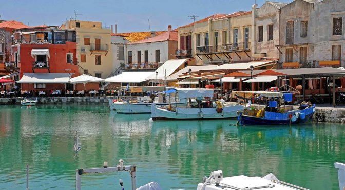 Rethymnon, always in my heart